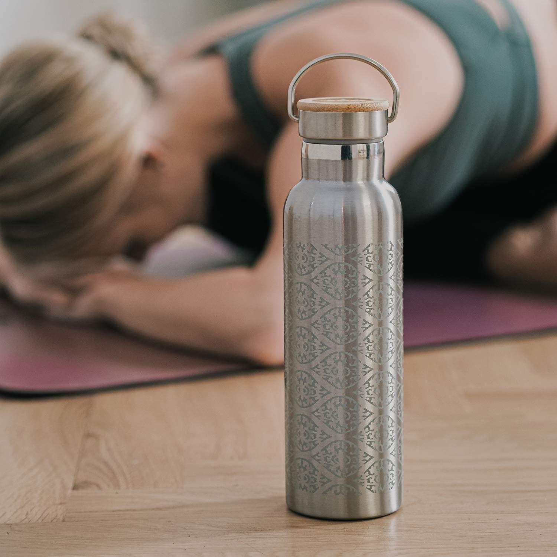 Termos Agua & Yoga