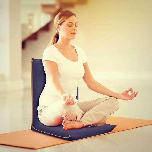 Silla meditacion para yoga